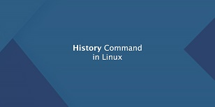 how to use history command in linux
