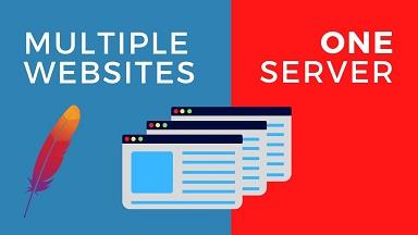 host multiple websites on one server