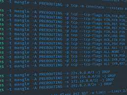 how to configure iptables