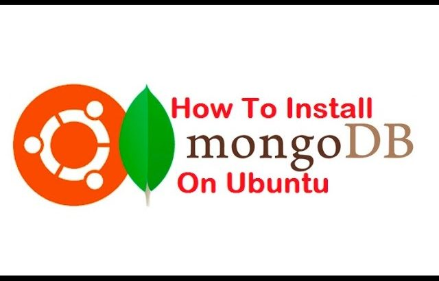 how to install mongodb in ubuntu