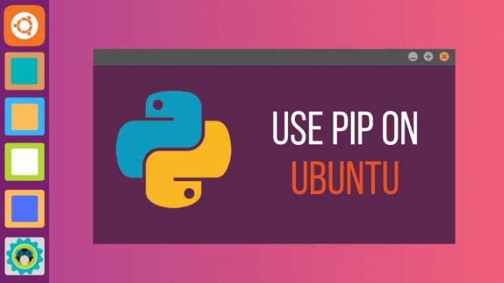 how to install pip in ubuntu