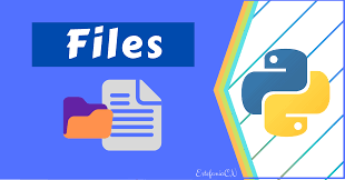 read and write file in python