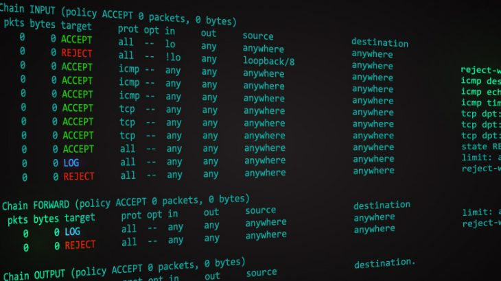 save iptables rules permanently