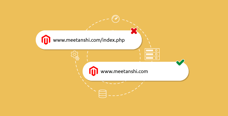 remove index.php from url using .htaccess