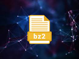 extract bz2 file in linux