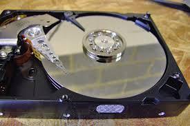 create empty disk image
