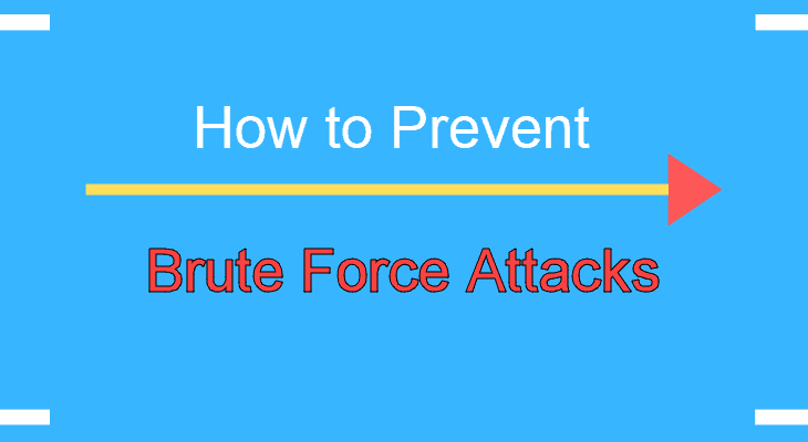 how to prevent brute force attacks in linux