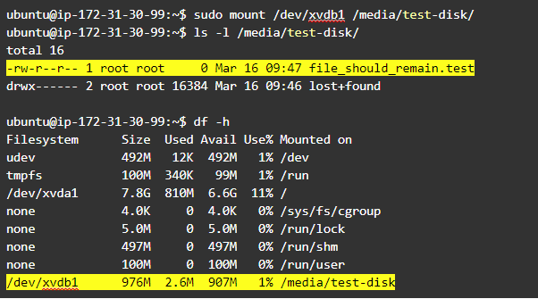 resize linux partition