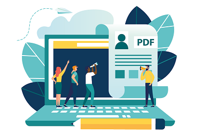 create pdf in python