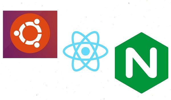 deploy react app with NGINX