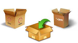 get package details in linux