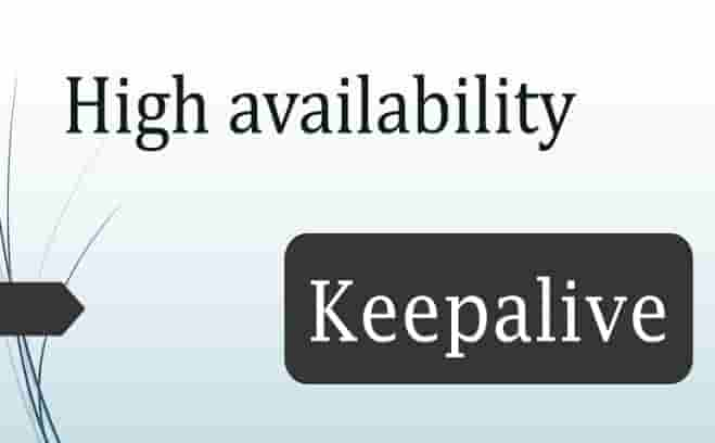 install keepalived in centos 7 from source