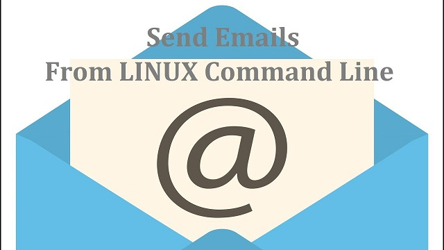 send email with attachment in linux