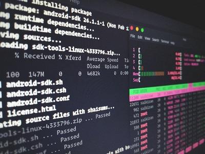 shell script to trim whitespace