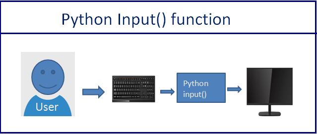 read user input python