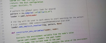 read yaml file to dict in python