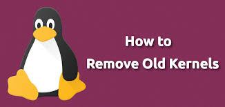 remove old kernels in rhel