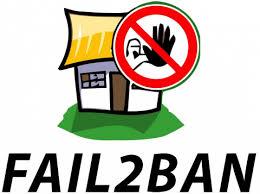 install fail2ban in docker