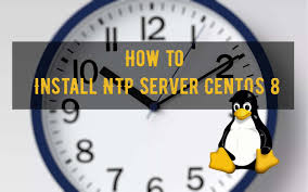 install ntp server in linux
