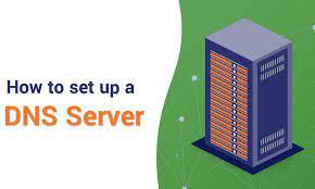 configure dns server in centos/rhel