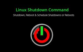 shutdown reboot remote linux server